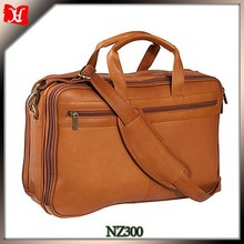 Genuine leather italy handbag brands briefcase laptop bag business men bag Handcrafted