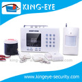 sistema de alarma de seguridad,sistema de alarma antirrobo inalámbrica,automático de alarma del PSTN de línea
