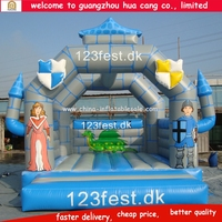 2016 Newest Attractive Girl / Boy Inflatable Jumping castles