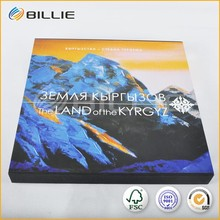 Superior Quality Perfect Bound Photo Book Printing