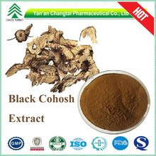 High quality 2.5% Triterpene glycosides Cimicifuga racemosa extract