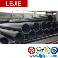 LEJIE High Quality HDPE Fire Resistant Pipe