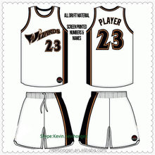 Special professional reversible basketball short