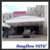 TLP0016 Large Size Economically Folding Warehouse For Sale
