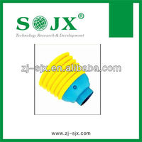 PTO shaft Plastic Guard cover/Plastic safety guard: black or yellow