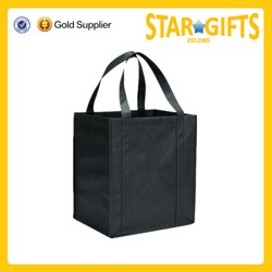 Promotional grocery shopping bag eco handle shopping bags cheap shopping bag