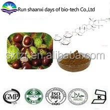 Natural Plant Horse Chestnut Extract Powder 20% Escin