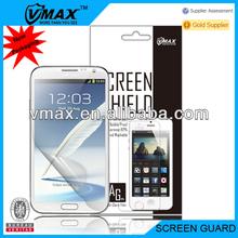 For Samsung galaxy note 2 accessories oem/odm (Anti-Glare)