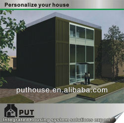 luxury 3 storey prefab prefabricated container homes