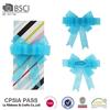 Christmas gift bows gift wrap elastic ribbon bow for retail