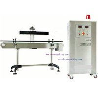 glass jar sealer machine for big factory
