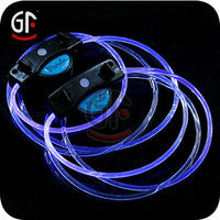 2015 Hot Sale Gift Product Glow In The Dark Lighting Shoelaces