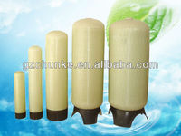 "Supply 6""flange frp tank/water filter tank/high pressure vessel for water filter equipment"