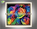 pared de pinturas de arte abstracto para la venta