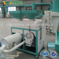 YTZSF28-30 corn grits flour production line