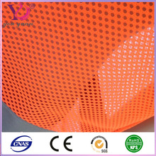 High quality polyester mesh lining fabric for active sport shoes making
