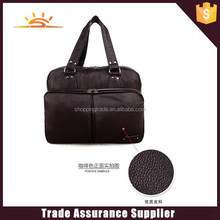 factory direct mens pu leather travel bag