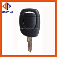 1 Button Remote Key Fob Keyless Case Shell Cover For Renault Clio with Blade/auto key for RENAULT Twingo Clio Kangoo Master car