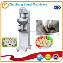 Meat ball snack making machine with 300pcs per minute/meat ball rolling machine
