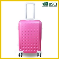 Modern best selling china cheap wheeled luggage