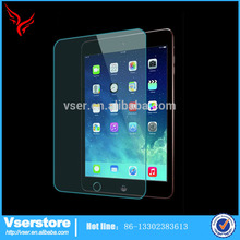 Clear screen protector for iPad Air 0.4mm tempered glass for iPad transparent glass screen protective