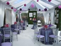 Wind Resistant Aluminum Transparent Decoration Wedding Marquee Party Tent