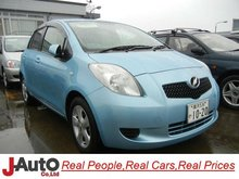 Compact Hatch Vitz/Yaris SCP90 Used Car for Sale