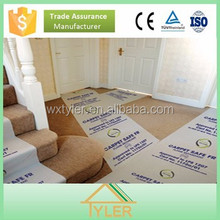 Transparent Floor Carpet Film For Glass Protection Screen Protective Film