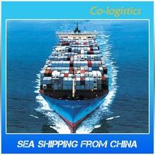 Ocean freight service from Shenzhen/Guangzhou to Iran