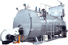FACTORY SUPPLY FIRE TUBE STRUCTURE STEAM OUTPUT CRUDE OIL BOILER PRICE