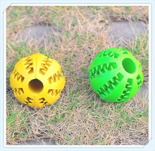 Colorful Rubber Balls Dog Training Ball