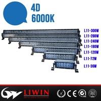 LW environment-friendly Wide Vision 12degree/60degree Combo LED Light Bar for Suv ATV square 300w led work light
