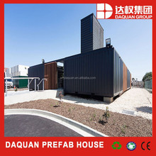 2015 fast installation and heatproof ,soundproof wuhan daquan brand 10ft 20ft 40ft laundry container house with CE,ISO