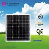 Fine workmanship cheap pv solar panels 50w