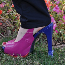2015 High Heel Protector Latin Stiletto Dancing Shoes Covers Stoppers Antislip Heel Protectors for Bridal Wedding Party