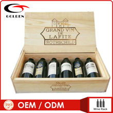 wooden box for wine , cardboard wine box , luxury boxes wholesale