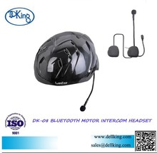 Best quality cheap bluetooth headset for bicycle helmet