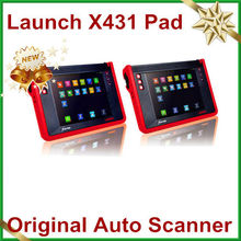 Wholesale- 2013 new arrive Launch X431 Pad Auto scanner support 3G WIFI X-431 launch pad Diagnostic tool Updated via Launch web