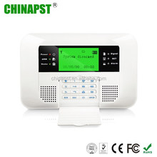 Wholesale home gsm pstn burglar alarm system with sms alert for low battery PST-PG104CQ