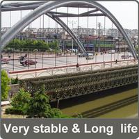 Factory Price professional steel prefabricated bridge,bailey bridge bearings
