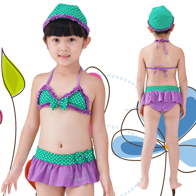 Bikinis niña