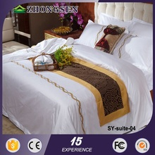 low price quilt set bed sheets 3d fashion luxury cotton make hotel bed set