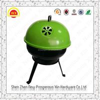 Full automatic barbecue furnac/grill/BBQ pumpkin chimenea