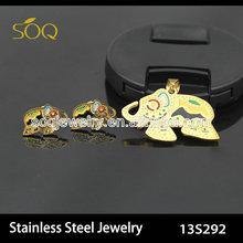 316 de aço inoxidável atacado réplica jóias