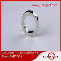 neodymium rare earth magnet manufacturer specializing in magnet production certified by ROSH