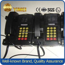Portable KTH18 Mining Explosion Proof Telephone