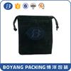 OEM factory direct wholesale velvet shoe bag