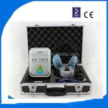 Free shipping Russian.German. Spanish high quality 8d nls full body health analyzer body system