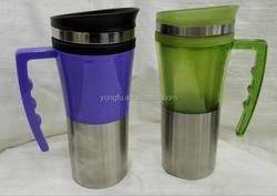 manufacturer cheap custom bulk 400ml travel mug