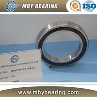 Super China factory thin wall sealed high precision ball bearing HSS71805